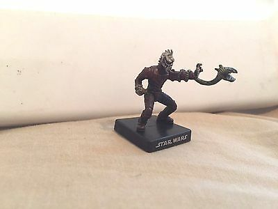 Star Wars Miniatures Alliance and Empire #60/60 Yomin Carr - NC