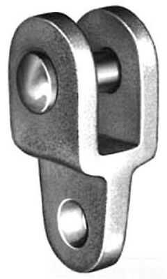 AB Chance Hubbell CA04 HARDWARE FITTING 5/8 INCH EYE 7/8 INCH CLEVIS NEW