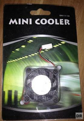 Chip Set Cooler Graphics Cards Fan Cooler Dimension 40x40x10mm - Remaining Stock