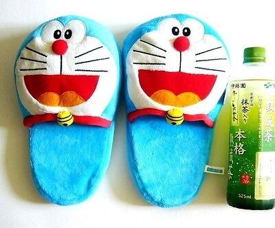 Japanese Anime  Doraemon  Soft Plush Boys Slippers F Size US7.5
