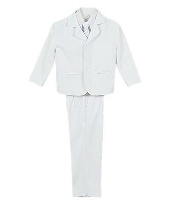"""Kaifer """"Twill Formal"""" 5-Piece Suit (Sizes 4 - 7)"""