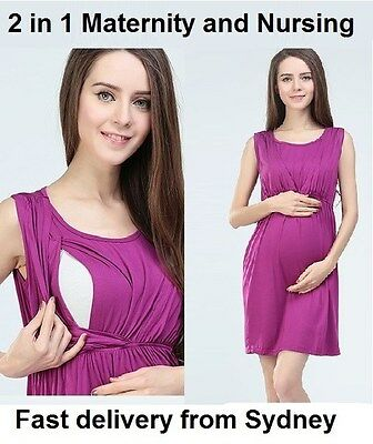 Maternity dress+breastfeeding dress,nursing,formal party,office or casual wear