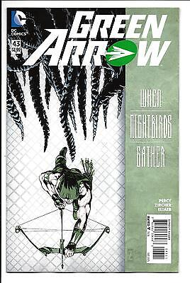 Green Arrow # 43 (Oct 2015), Nm New
