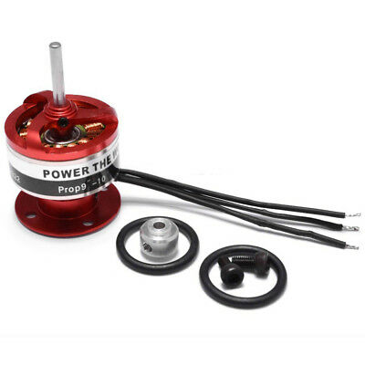 1* CF2822 1200KV Outrunner Brushless MotorF fit RC Airplane Helicopter top