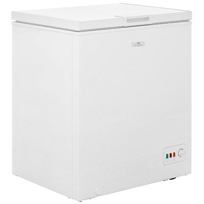 Newworld NWCF142L Free Standing 146 Litres A+ Chest Freezer White New