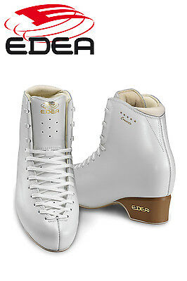 EDEA SKATES CONCERTO Figure Skates BLACK or WHITE BOOTS ONLY  2 - 3 WEEK DEL.