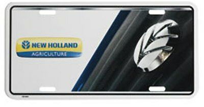 New!   New Holland License Plate