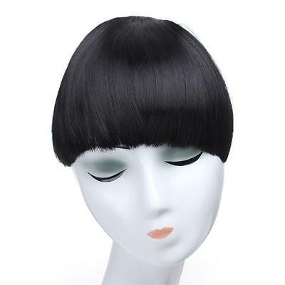 I Love Hair Clip In Bang Fringe Hair Extension--Straight