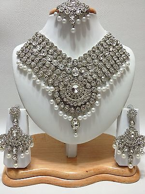 Indian Bridal / Party Wear Link Necklace Set