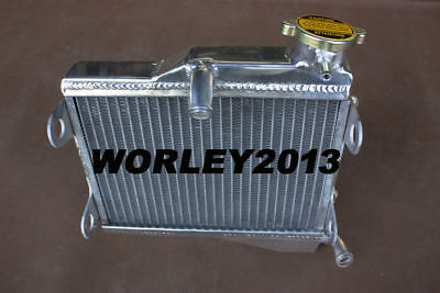 Aluminum radiator for YAMAHA RD250 RD350 LC 4L0 4L1