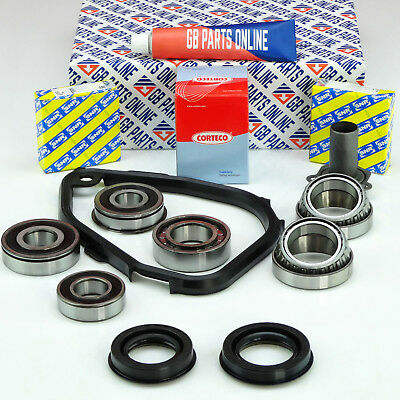 Mini 1 One Cooper MA gearbox transmission bearings seal rebuild kit