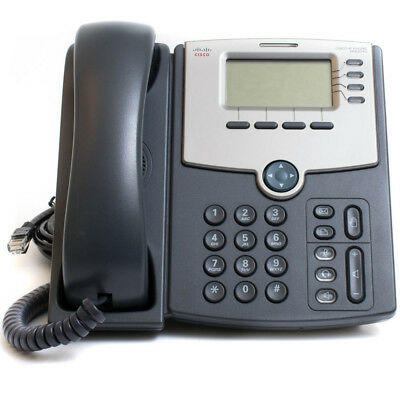 Cisco SPA504G SIP Phone SPA 504 **UNLOCKED to All Providers** Incl VAT &Delivery