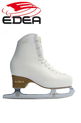 EDEA SKATES OVERTURE SET WITH BLADES WHITE Ready to Ship