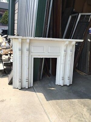 Cm 12 Antique Fireplace Mantellooks Like Cherry