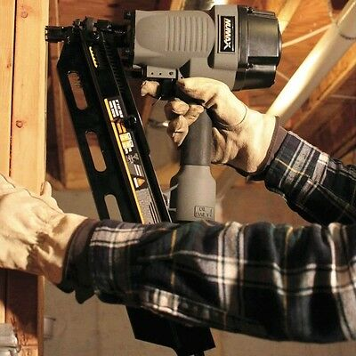 NuMax 21-Degree Framing Nailer For Framing, Roof Decking, Wood Fencing, SFR2190