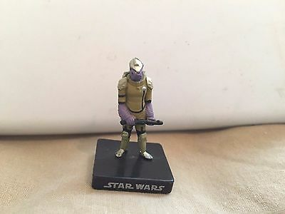 Star Wars Miniatures Alliance and Empire #14/60 Mon Calamari Tech Specialist -NC
