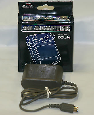 AC Wall Adapter Charger for Nintendo DS Lite - Old Skool
