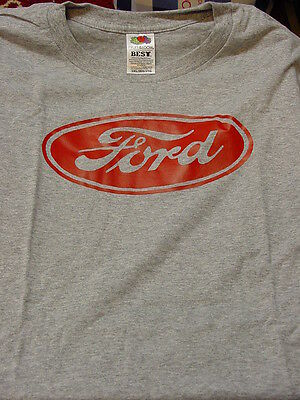 Ford Logo, T-Shirt, New, Size 2X