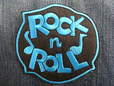 ECUSSON PATCH THERMOCOLLANTS ROCK N ROLL rockabilly musique country line dance