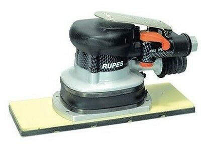 Rupes RE 21AL Orbital sander with dust extraction - Long Bed Air Sander