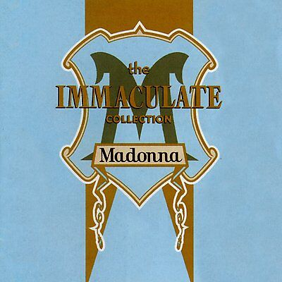 Madonna The Immaculate Collection Cd (Greatest Hits / Very Best Of)