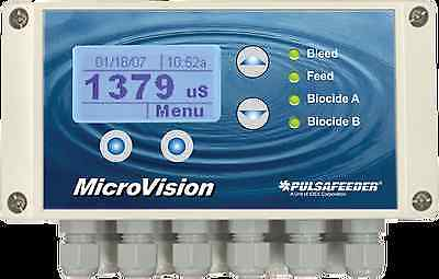 Pulsafeeder MVS1PX-XXX Cooling Tower Conductivity (TDS) Controller