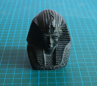 Egyptian Pharaoh Head figure
