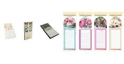 Magnetic Memo Note Pad Pencil Memory Shopping List Fridge Magnet Kitchen Planner