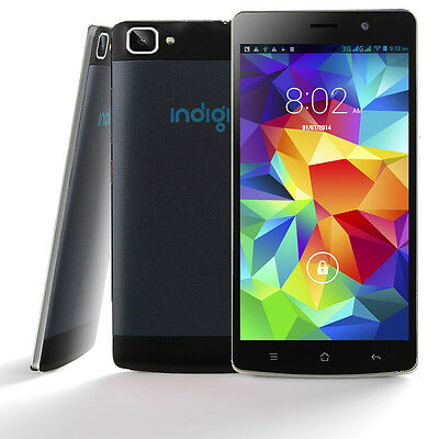 """FAST 3G SmartPhone 5.5"""" Android 4.4 GSM Phablet (FACTORY UNLOCKED) AT&T T-Mobile"""