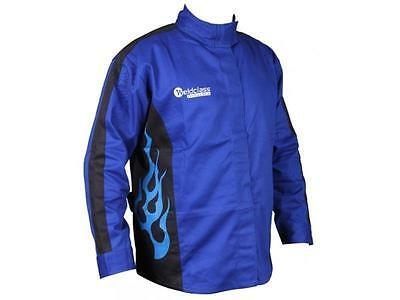 EXTRA LARGE - FR Jacket PROMAX Blue Flame (Proban Style)