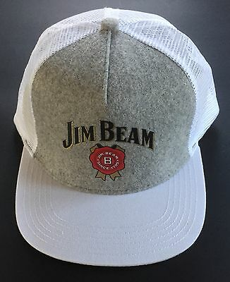 Jim Beam - Adjustable Cap / Hat - Brand New - Bourbon - Summer - SnapBack