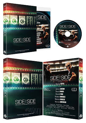 SIDE BY SIDE (2012) [Blu-ray] NEW~ Christopher Kenneally / (Region A)