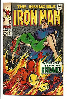 Iron Man # 3 (July 1968), Fn+