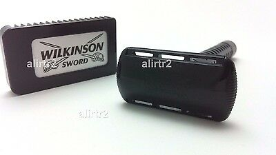 Wilkinson Sword CLASSIC WET SHAVE SAFETY RAZOR with Double Edge Blades