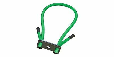 Made in USA BOHNING Archery cinch stretch bow sling wrist strap 3D  NEON GREEN