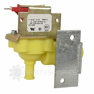 Commercial Ice Maker Water Valve: S-53