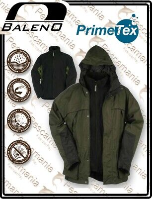 Baleno Talin / Taupo Giacca + pile staccabile 2 in 1 PrimeTex