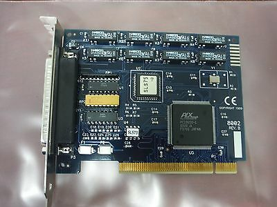Sealevel 8002 DAQ Data Aquisition Digital I/O PCI Serial Interface Card 105855