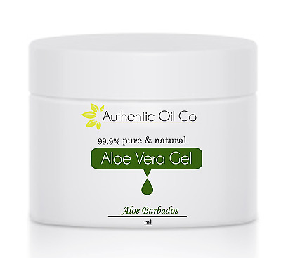 Aloe Vera Gel  50g 100g 250g 500g  99.9% Pure For Face And Body