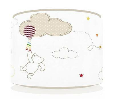 "New Classic  Winnie The Pooh Light Shade 11""  Baby Room  Nursery  Free P&p"