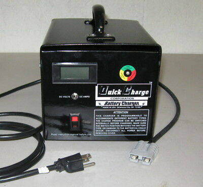 36 Volt Golf Car Cart Battery Charger SB-50 Connector IN STOCK MADE IN THE USA