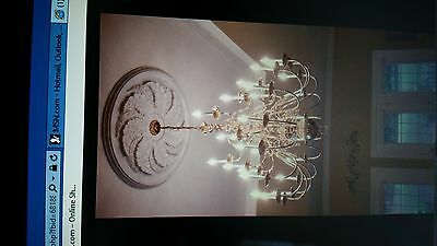 Chandelier, Brass, Gorgeous, Very Expensive,  3 tier 28 lights 4ft x 4ft.