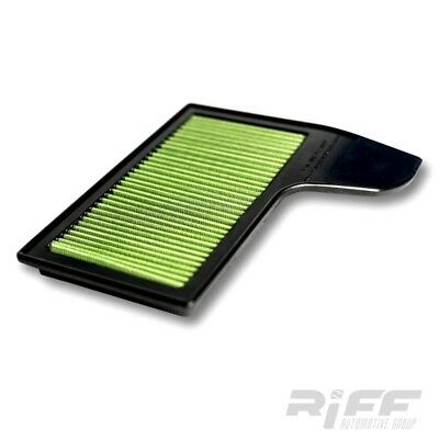 Green USA Sport Luftfilter Ford Mustang Ecoboost 2.3L 2015 2016 2017 2018 LAE