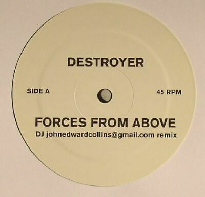 """DESTROYER - Forces From Above - Vinyl (12"""")"""