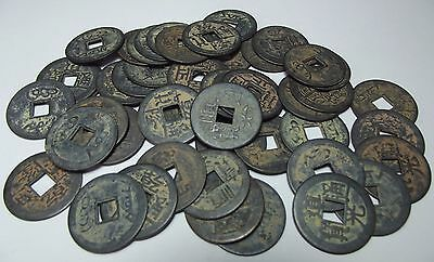 Cina-Impero Cinese Varie Monete Cinese Periodo Imperiale Chainese Old Coin Chine
