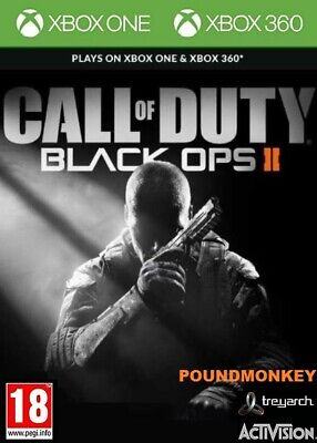CALL OF DUTY BLACK OPS 2 XBOX 360 / Xbox One - MINT - SUPER FAST DELIVERY