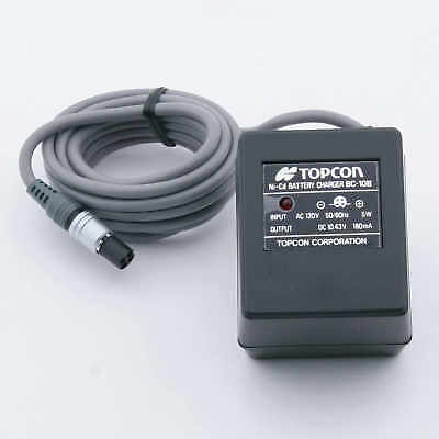 Topcon BC-10B Battery Charger