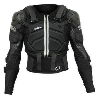 Oneal Underdog 3 Body Armour - Black - Adult Large For Motocross Use
