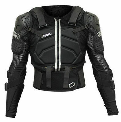 Oneal Underdog 3 Body Armour - Black - Adult XL For Motocross Use