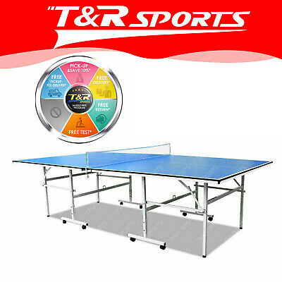 Double Happiness Foldable 13Mm Top Table Tennis Table Best Value Free Gift Pack